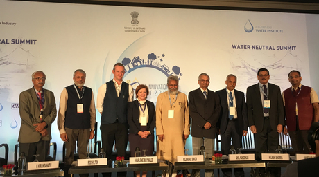 Sustainable water management critical to mitigate climate change