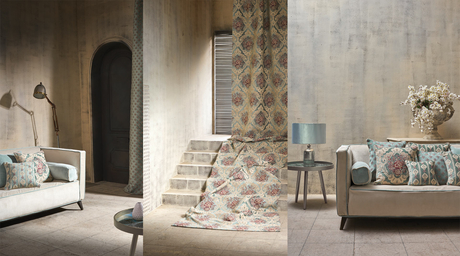 RR Decor unveils new collection of furnishing fabrics for the Indian market