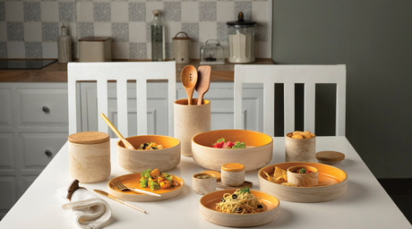 Ellementry launches new tableware collection–Amber Love