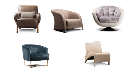 IDUS launches Luxurious Armchair Collection