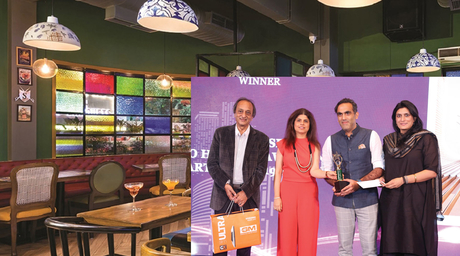 Aces of Space Design Awards: Usage of Lights & Usage of Glass in Interiors