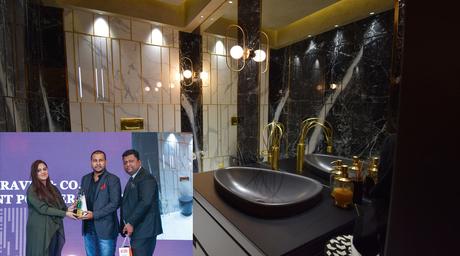 Aces of Space Design Awards: Interior Design - Washroom
