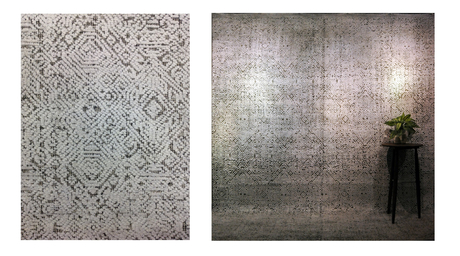 Delhi-based Obeetee, one of India's largest manufacturers of handmade rugs, unveils seven rug collections