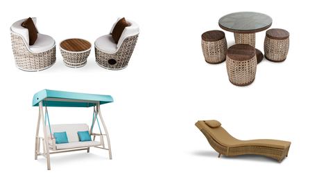 IDUS introduces Patio Furniture in India
