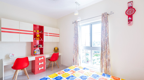 Is the decor of kids' rooms important?