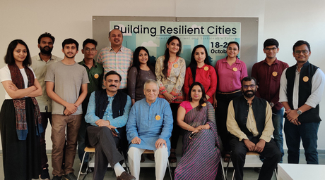 Anant National University encourages young architects to build resilient cities