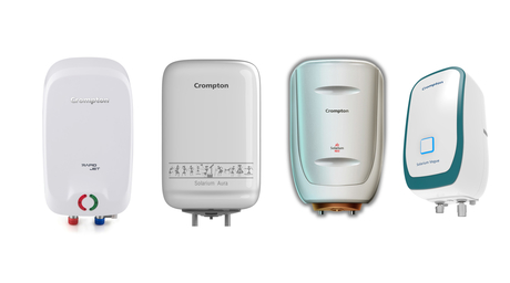 Save yourself from the winter chills with Crompton water heaters