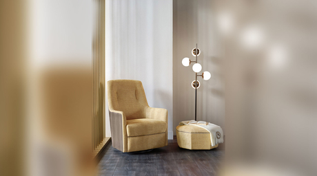 Nestle in Trussardi Casa Armchairs and you will never want to leave!