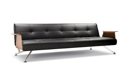 L is for Luxury in Leather according to Idus, the premium furniture store