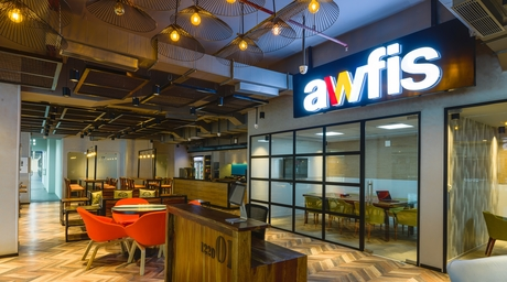 Five top design elements that aid productivity in coworking spaces