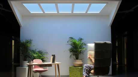 Italian brands Melogranoblu and CoeLux create lighting perfections
