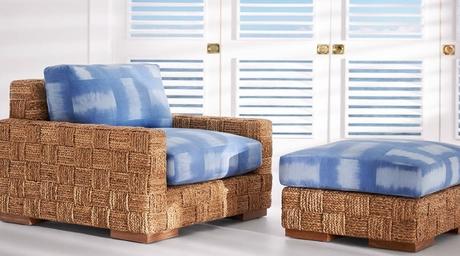 Ralph Lauren Home launches impressive line of Woven Furniture