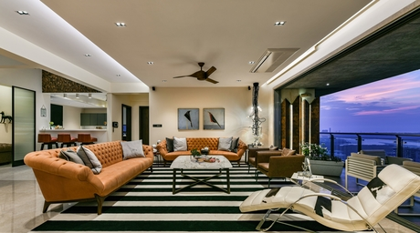 A walk through of a charming new duplex apatment in Mumbai