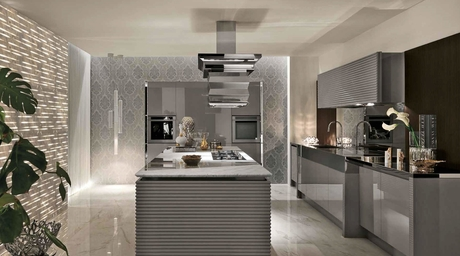 Can a kitchen be as luxurious as the home itself?