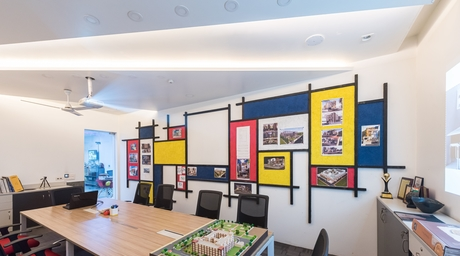 What inspired Kapil Mehta to be an architect?