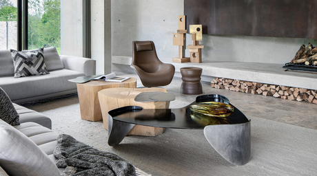 Okha's new Laguna range is a sculptural marvel