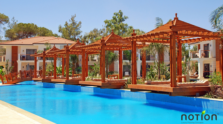 Welcome the sun with Solid Bamboo Pergolas