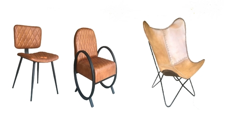 Tailored to perfection: Leather Furniture by Ficus Fine Living