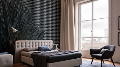 All-New Black and White Wallpapers from Wall & Deco
