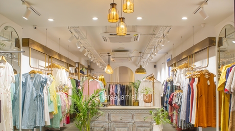 The raw and edgy vibe of Zebein's new store