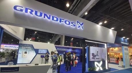 Grundfos showcases intelligent HVAV solutions at ACREX 2020