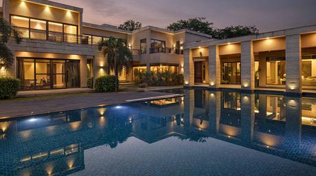Aparna Kaushik unveils exclusive pool design
