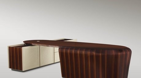 Bentley Home launches iconic writing desk & office chair