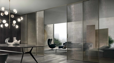 Rimadesio launches new collection of sliding doors