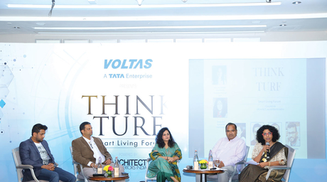 The Hyderabad edition of the Think Turf series saw a vigorous discussion on building sustainable and efficient spaces