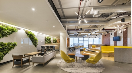 Designing offices in the day and age of sustainability