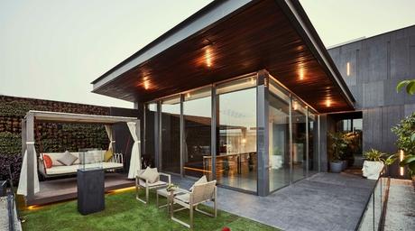 A study in contemporary home design