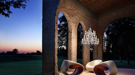 Masiero launches its newest collection of statement outdoor lights