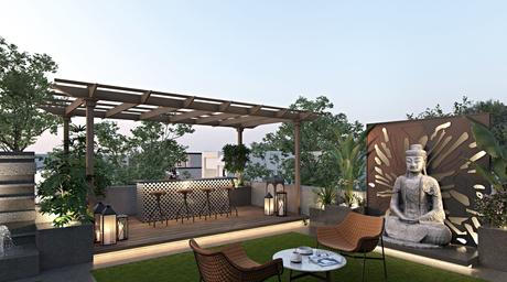 Aparna Kaushik unveils charming outdoor areas