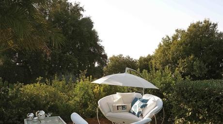 Fendi Casa launches charming outdoor furniture range