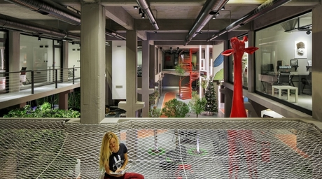 WITHCO Coworking Space by XL Architecture + Engineering