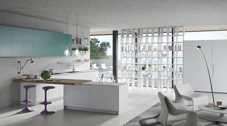 Karim Rashid designs Karan kitchen for Rastelli
