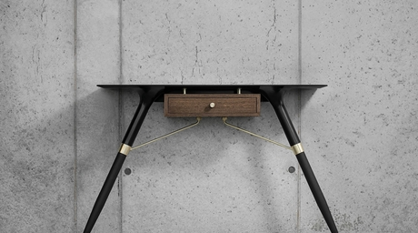 dsignedby. launches Side T console for work from home
