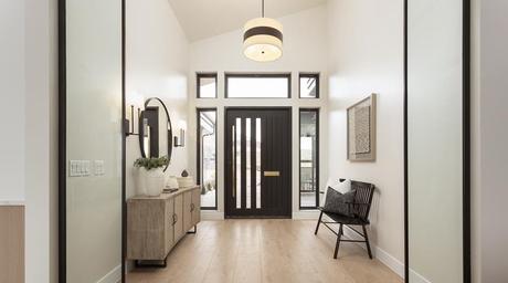 Inspiring entryway lighting ideas by Crystorama