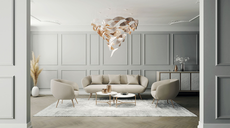 Sans Souci launches a new signature pendant light