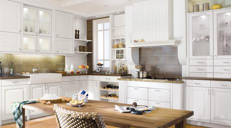 Plusch introduces classical Beckermann kitchens