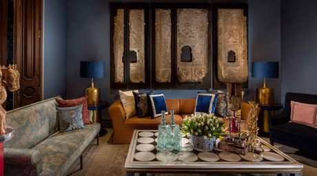 Beyond Designs unveils artful living rooms