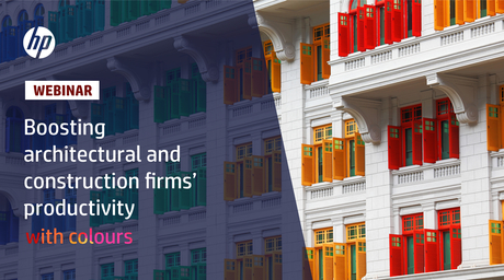 HP presents a webinar on Boosting Architectural and Construction Firms' Productivity with Colours
