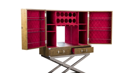 IDUS unveils Beverly bar cabinet