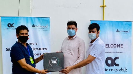 Greenlam Industries extends COVID-19 health insurance scheme for interior contractors under the aegis of 'Decowood Cares'
