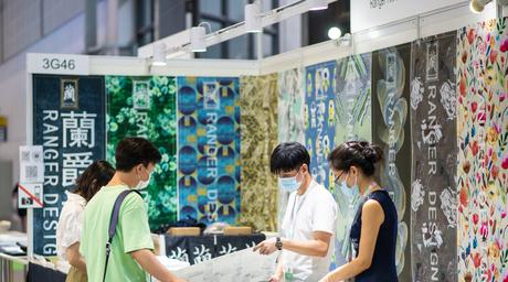 Intertextile Shanghai Home Textiles 2020 was an online and offline success!