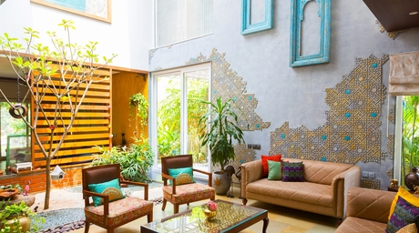 A 'crafted' modern home in Hyderabad