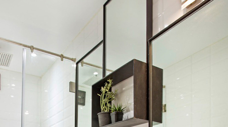 Small Bathrooms? These ideas by Hipcouch are here to save you!