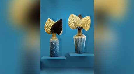 Transform living spaces with handcrafted metal décor