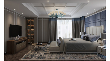 Aparna Kaushik unveils luxurious bedrooms