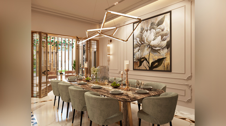MADS Creations unveils a bespoke dining space